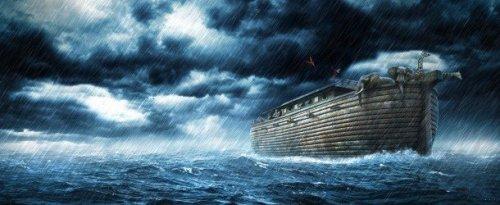 Filhos (Espirituais, isto é, de Fé) de Noé cumprem as Sete Categorias de Leis Universais