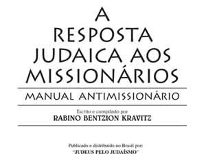resposta judaica antimissionária